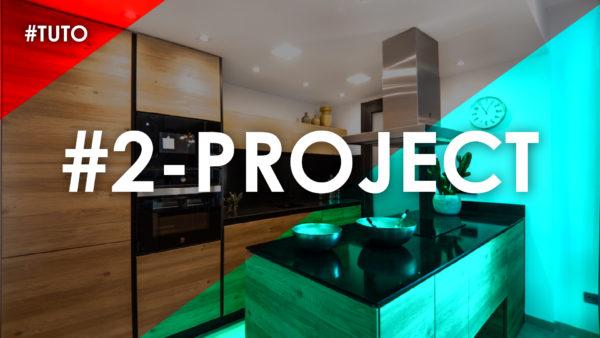 ✏️ #2 Création d'un projet