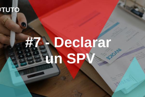 🔁 #7 Declarar un SPV