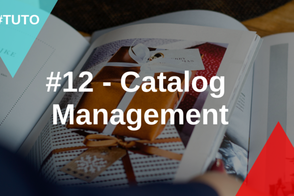 📖 #12 Catalog management