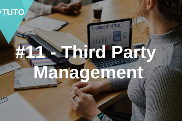 📈 #11 Third Party Management