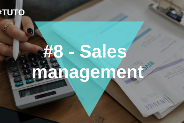 📊 #8 Sales management