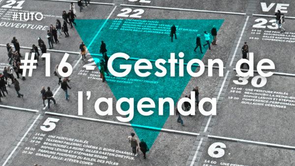 📆 #16 Agenda