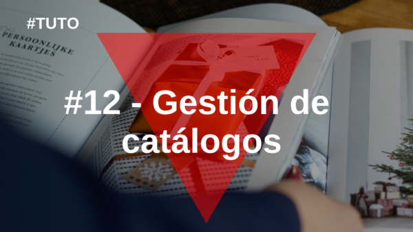 📕 #12 Gestión de catálogos