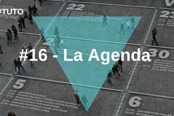 📅 #16 La Agenda
