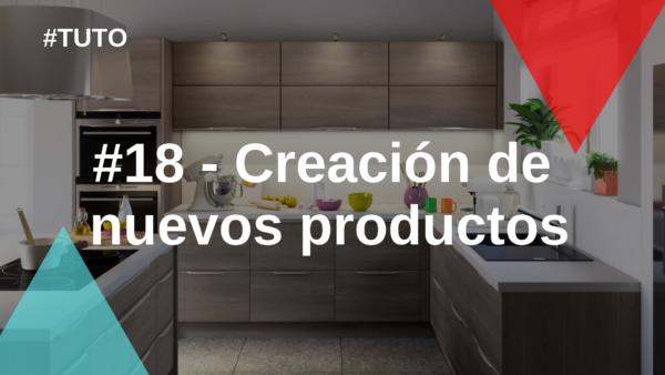 #18 Gestión de catálogos: creación de nuevos productos