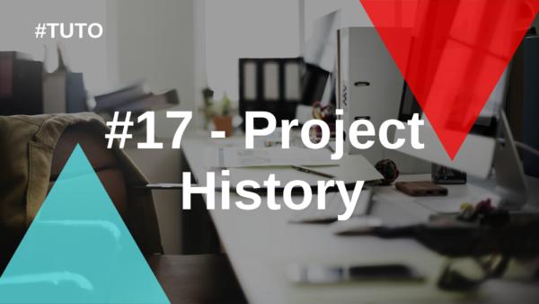 ⌚️ #17 Project history