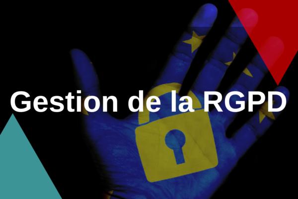 🔒 GDPR compliance