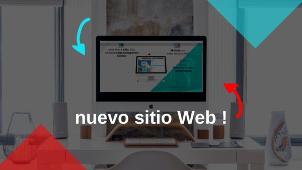 ¡ Bienvenido a nuestro nuevo sitio Web !